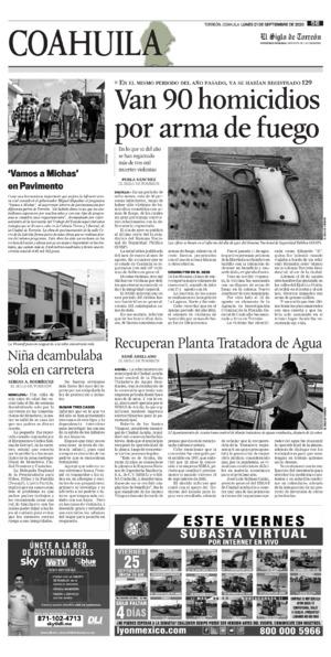 Edición impresa 21tore05
