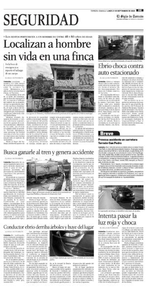Edición impresa 21tore08