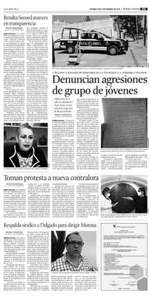 Edición impresa 25tore05