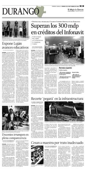 Edición impresa 25tore08