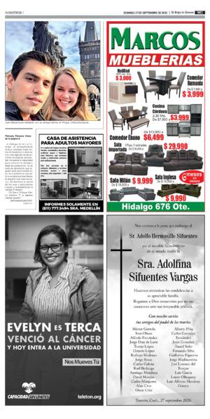 Edición impresa 27torc09