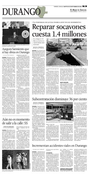 Edición impresa 29tore07