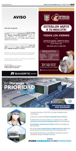 Edición impresa 30tora11