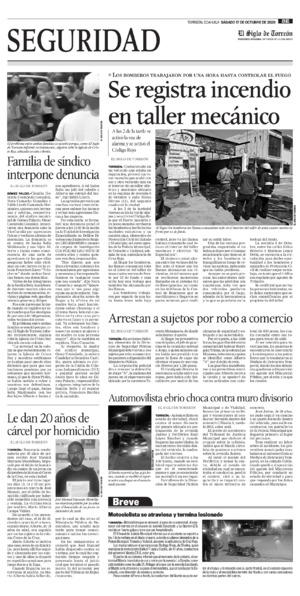 Edición impresa 17tore08