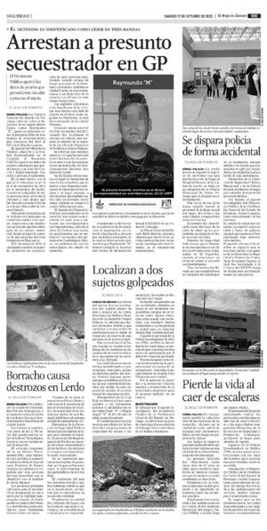 Edición impresa 17tore09