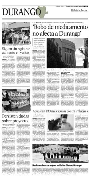 Edición impresa 18tore07