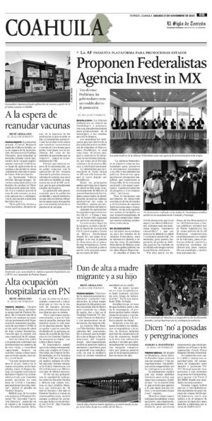 Edición impresa 21tore06