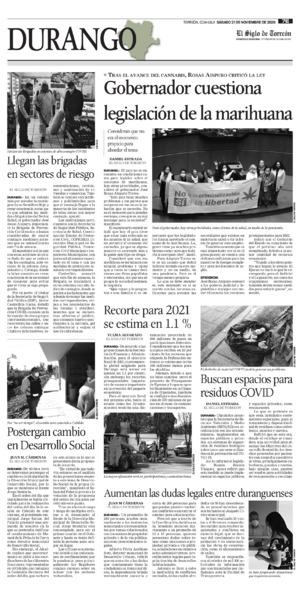 Edición impresa 21tore07