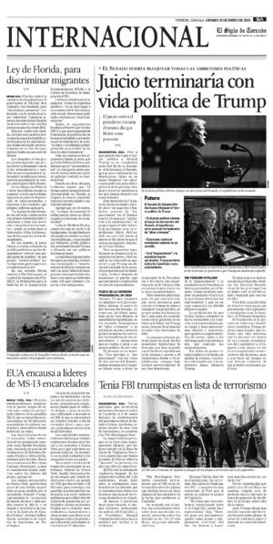 Edición impresa 15tora09