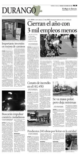 Edición impresa 15tore07