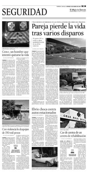 Edición impresa 15tore08
