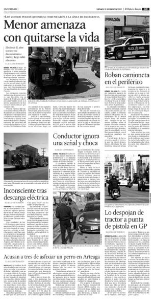Edición impresa 15tore09