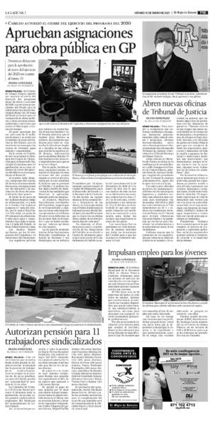 Edición impresa 15tore11
