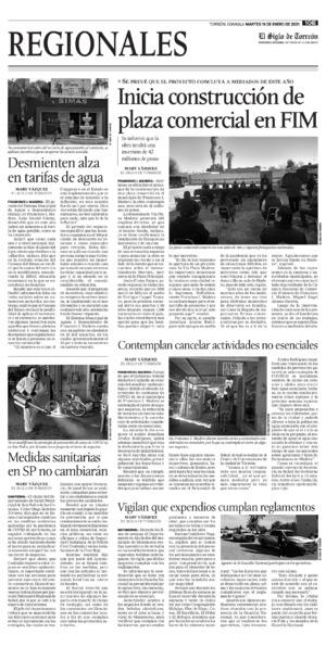 Edición impresa 19tore10