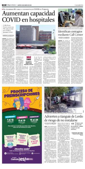 Edición impresa 19tore12