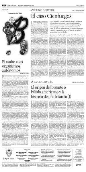 Edición impresa 20tora06