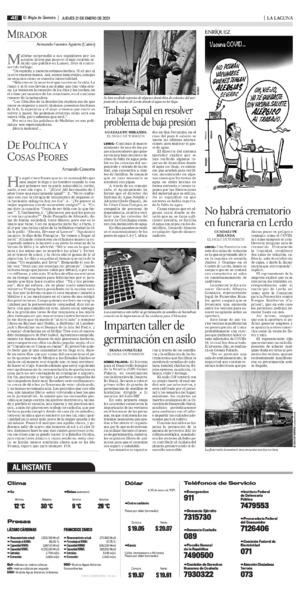 Edición impresa 21tore04