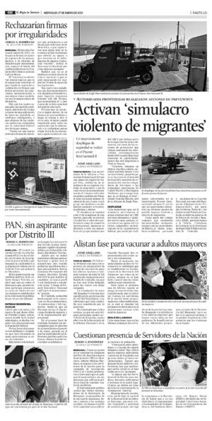 Edición impresa 27tore06