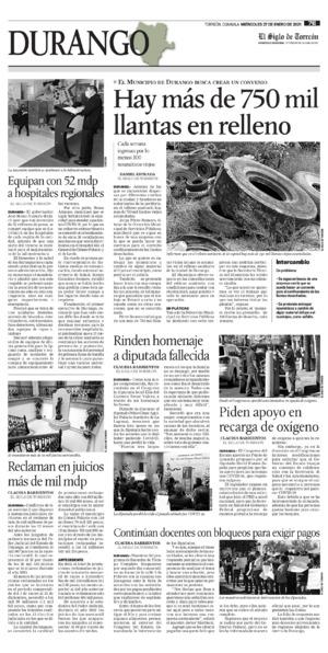 Edición impresa 27tore07