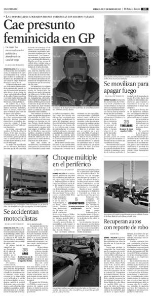 Edición impresa 27tore09