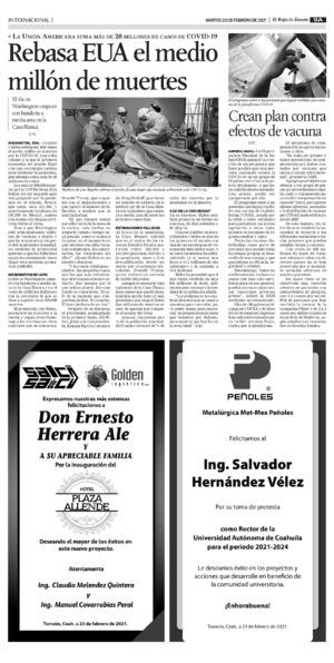 Edición impresa 23tora09