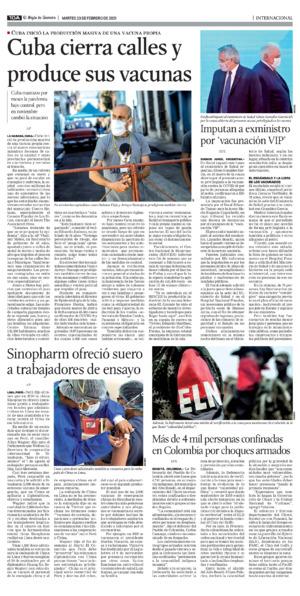 Edición impresa 23tora10