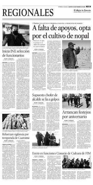 Edición impresa 23tore10