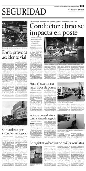 Edición impresa 27tore08