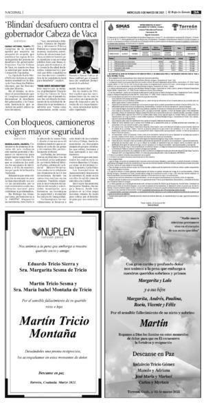 Edición impresa 03tora03