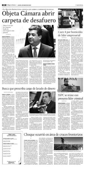 Edición impresa 04tora04
