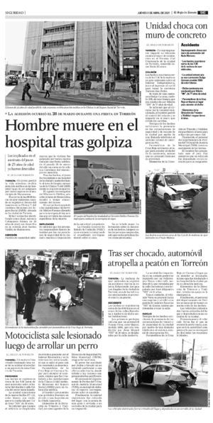 Edición impresa 08tore09