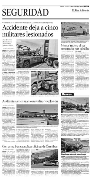 Edición impresa 12tore08