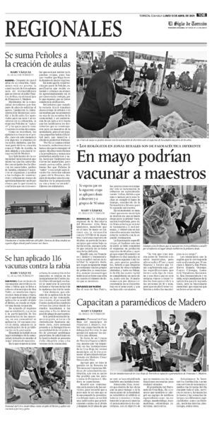 Edición impresa 12tore10