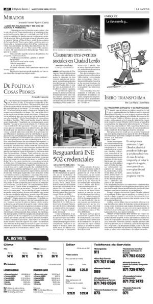Edición impresa 13tore04