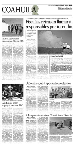 Edición impresa 13tore06