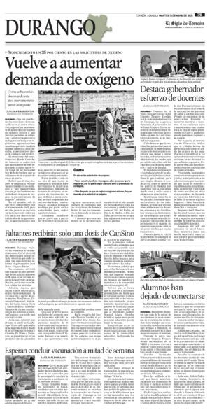 Edición impresa 13tore07