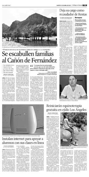 Edición impresa 13tore11
