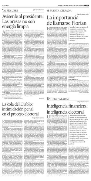 Edición impresa 17tora07