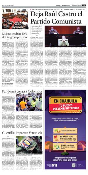 Edición impresa 17tora11