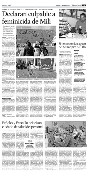 Edición impresa 17tore11