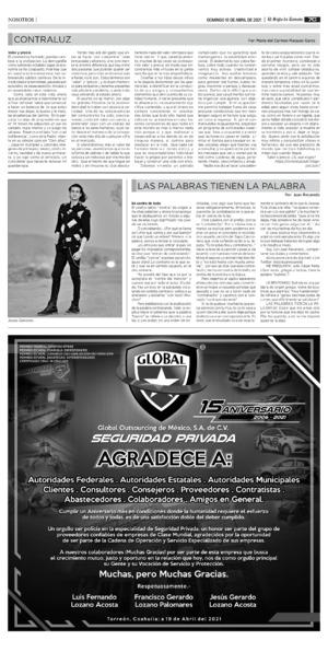 Edición impresa 18torc07