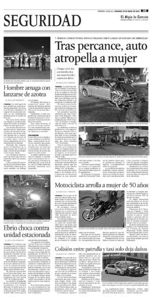 Edición impresa 18tore08