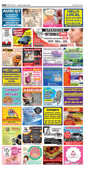 Edición impresa 19tora12