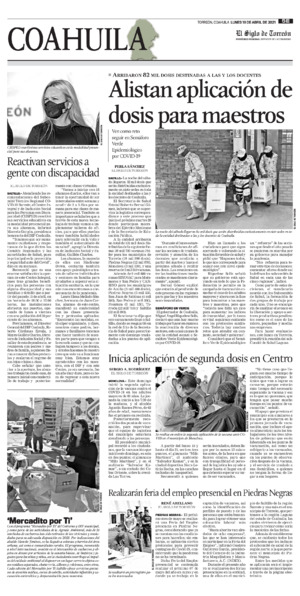Edición impresa 19tore05