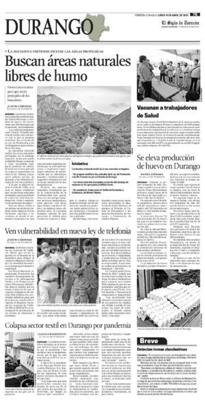 Edición impresa 19tore07