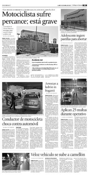 Edición impresa 19tore09