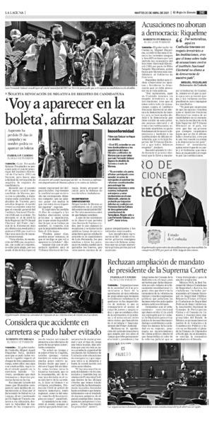 Edición impresa 20tore03