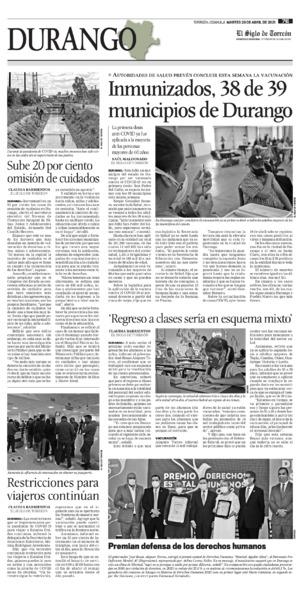 Edición impresa 20tore07