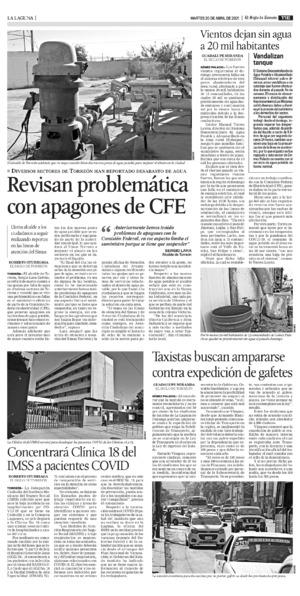 Edición impresa 20tore11