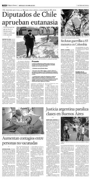 Edición impresa 21tora10